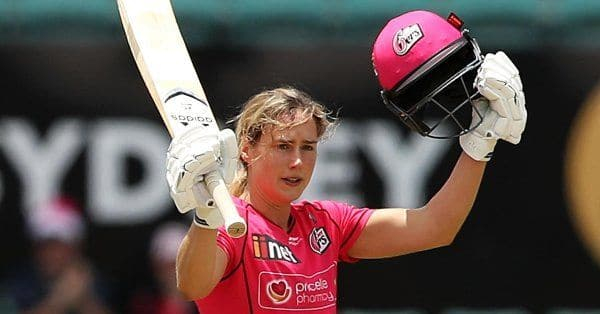 Women's Big Bash League: Ellyse Perry becomes highest run-scorer in a season