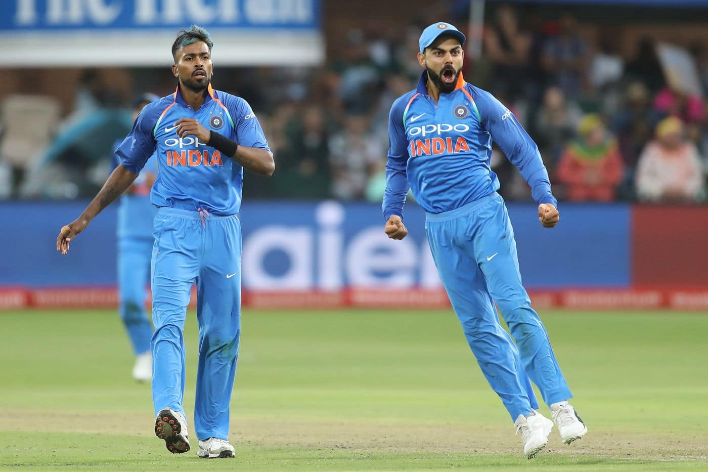 Hardik Pandya's absence has forced Virat Kohli to look at other options.
