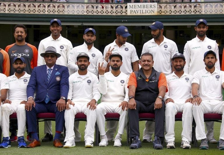 BCCI announces cash rewards for Indian cricket team after Test series win