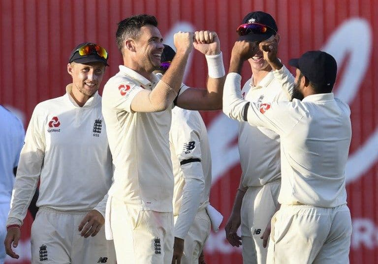 Age not yet a barrier for 'still hungry' James Anderson after another record day