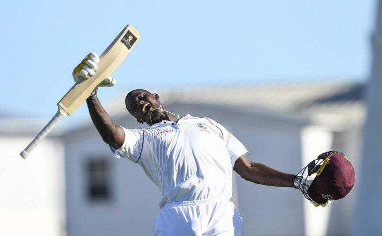 1st Test: Jason Holder's 202* helps set England 628 to win