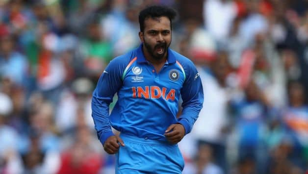 It is good that lot of guys are competing for one allrounder's slot in Team India: Says Kedar Jadhav