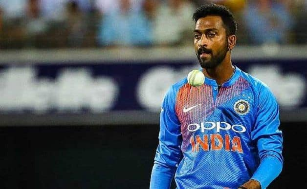 Krunal Pandya gives blank check for accident prone jacob martin's treatment