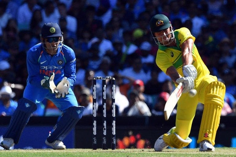 Winning captain Aaron Finch pleased with Australia's batting depth