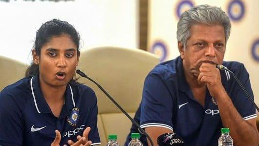 'Now We have moved on' – Mithali Raj on row with Harmanpreet Kaur
