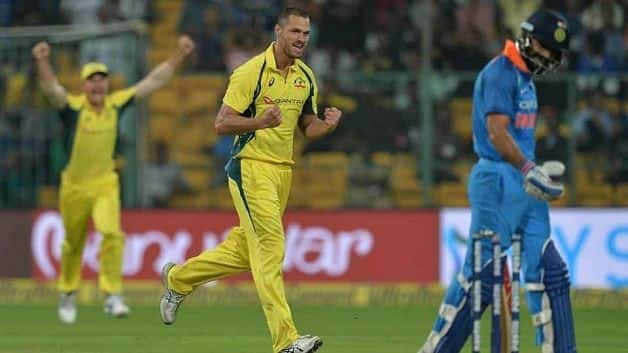 Nathan Coulter Nile, who last played an ODI against South Africa in Perth in November last year, is now eyeing a place in the away series in India to stake claim for a spot in the 2019 ICC World Cup squad. @ AFP