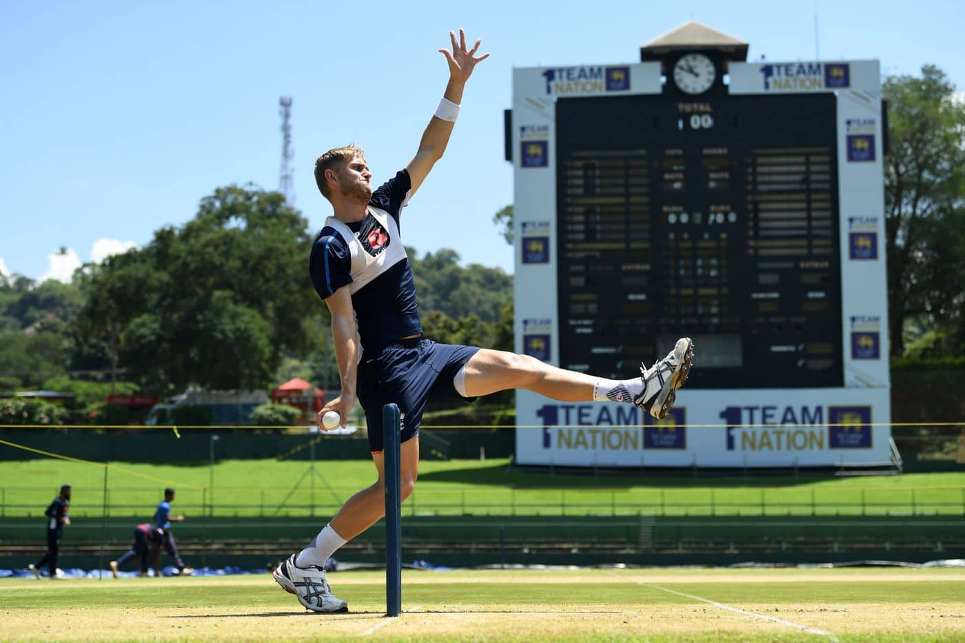 Injured Olly Stone out of West Indies Tests