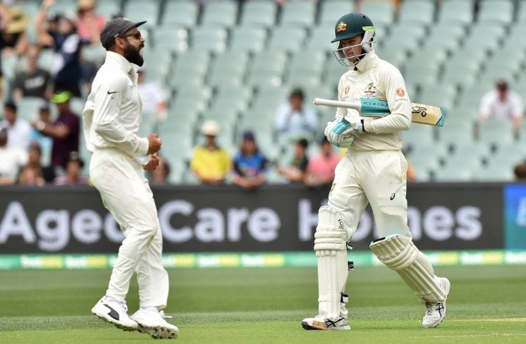 Shane Warne once again questions Peter Handscomb's technique