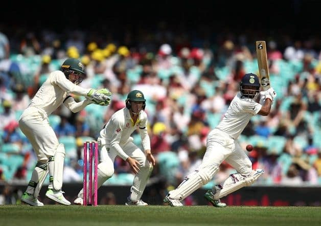 Pujara has been by far the best batsman from either side across the series and his ton followed a stellar 123 in Adelaide and 106 in Melbourne. @ Twitter/ICC