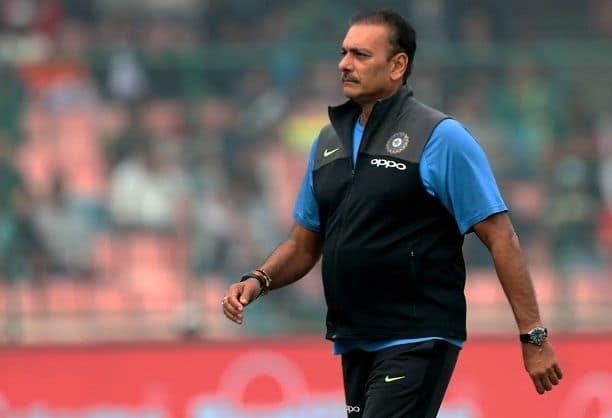 India head coach Ravi Shastri. @ BCCI