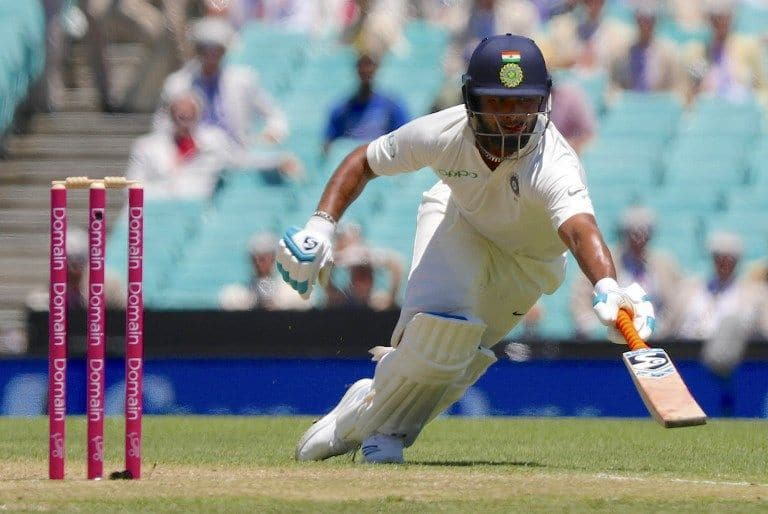 Rishabh Pant first Indian wicketkeeper to score a Test century in Australia