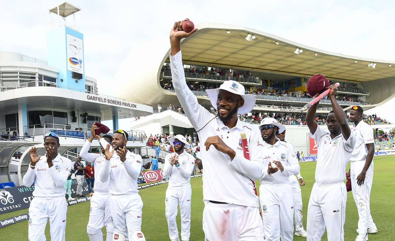 West Indies coach Richard Pybus braced for England fightback
