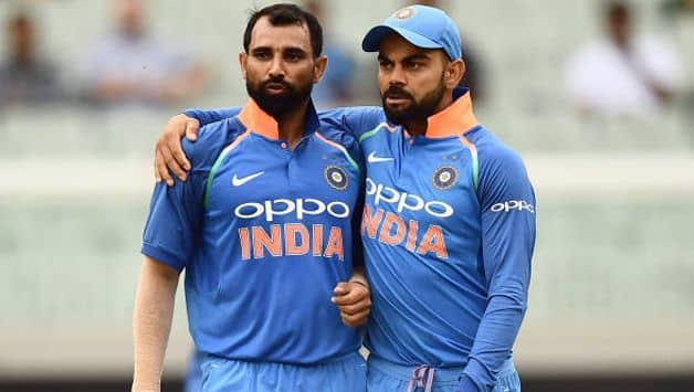 It's the fittest I have seen him: Virat Kohli on Mohammad Shami