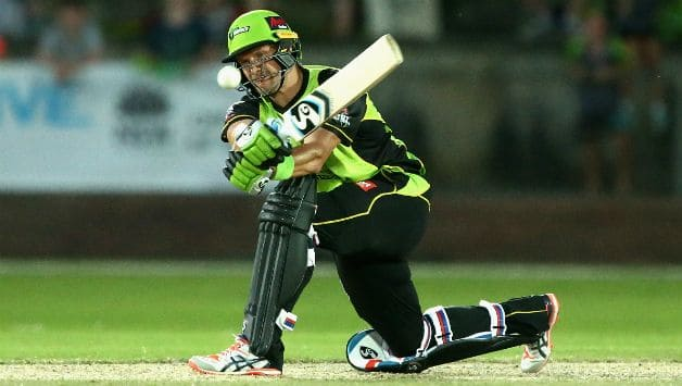 Big Bash League: Shane watson, Arjun Nair shine as Sydney Thunder crush Adelaide Strikers by 71 runs
