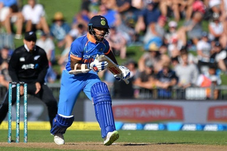 India vs New Zealand: play was stopped due to sunlight in Napier ODI