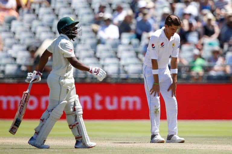 South Africa vs Pakistan 2nd Test Day 3: South Africa need 41 runs to win