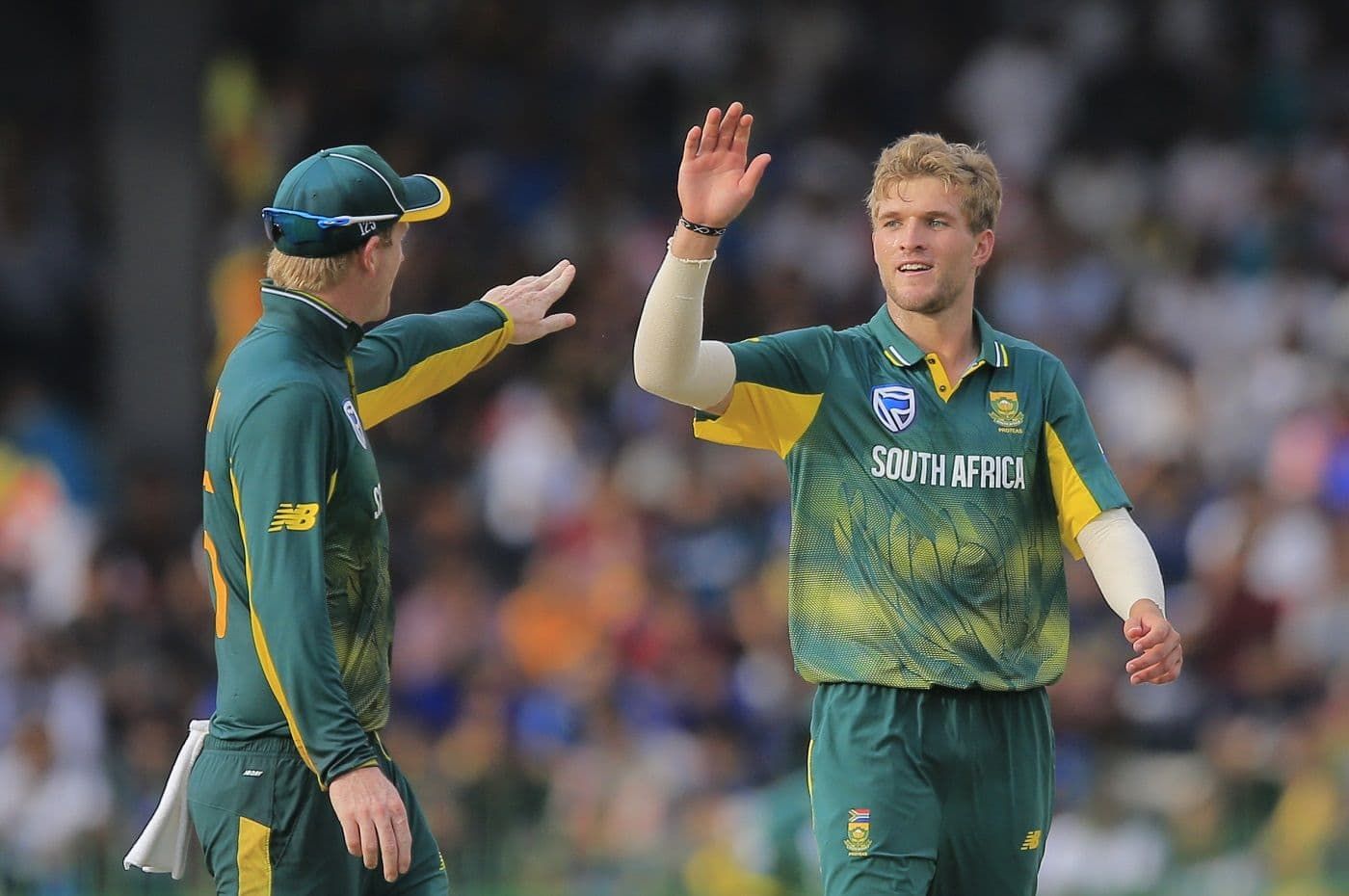 Wiaan Mulder added to South Africa's squad for fifth ODI
