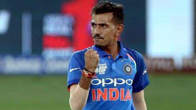 Yuzvendra Chahal records joint-best bowling figures in Australia