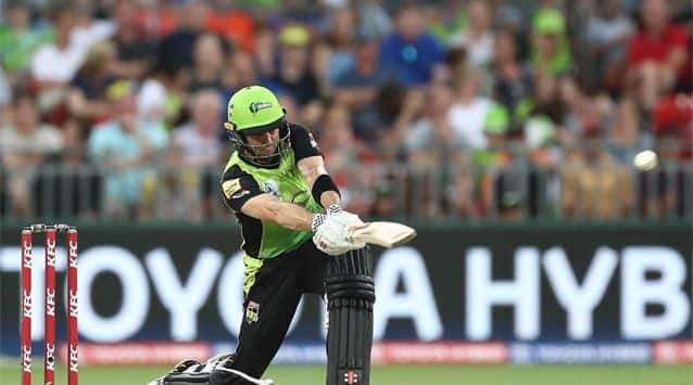 Callum Ferguson hit a whirlwind unbeaten 113 off just 53 runs to power Sydney Thunder to a six-wicket win over Perth Scorchers