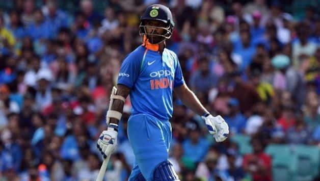 Third pacer's form not alarming: Shikhar Dhawan