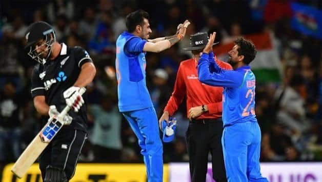 Ruthless India aim to close out series against abject New Zealand