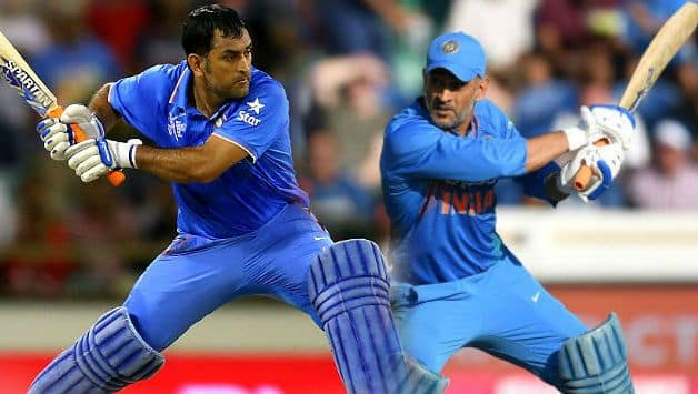 MS Dhoni has Highest batting average in successful chases in ODIs