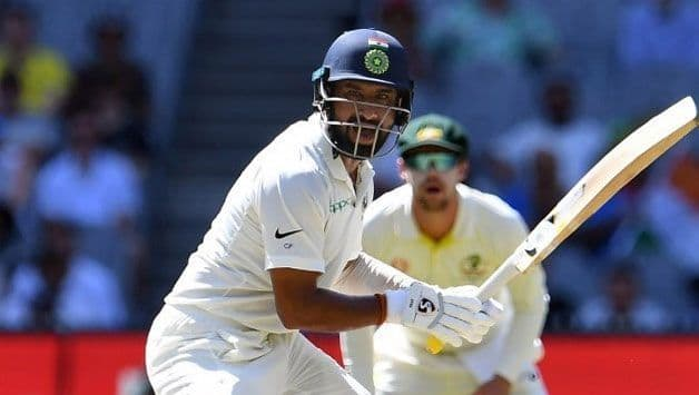 India vs Australia: Cheteshwar Pujara equals sunil gavaskar's record