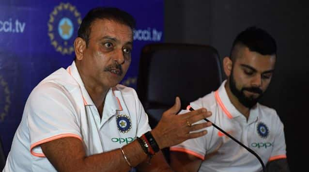 India coach Ravi Shastri came down hard at the detractors of the Indian cricket team stating that there are people who've only wanted to criticise this team, taking continuous jibes
