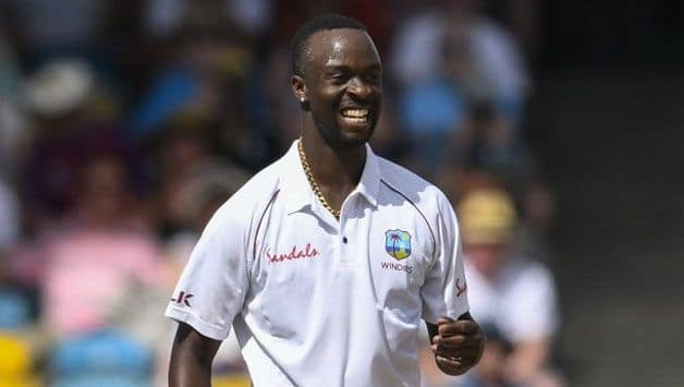 1st Test: Roach puts West Indies on top against England on 18-wicket day