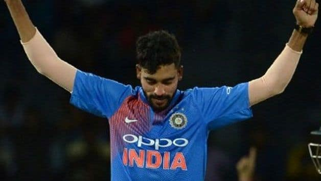 Mohammed Siraj ready to step up in Bumrah's absence
