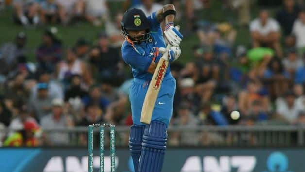 India vs New Zealand: Virat Kohli surpasses Brian Lara in ODI Runs