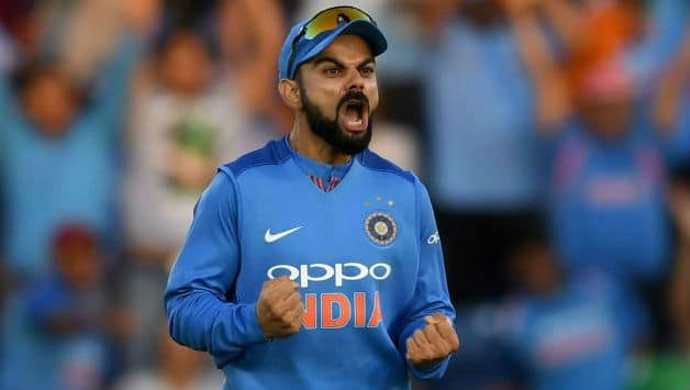 After Australia Virat Kohli won ODI series in new Zealand