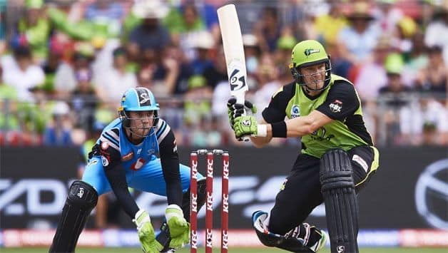 BBL: Watson, Nair hand Sydney Thunder big win over Adelaide Strikers