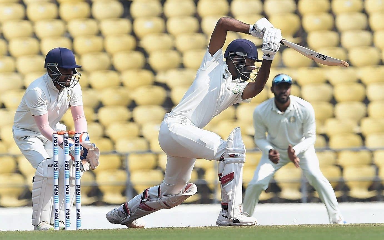 Ranji Trophy final: Akshay Karnewar, Aditya Sarwate keep Vidarbha ahead