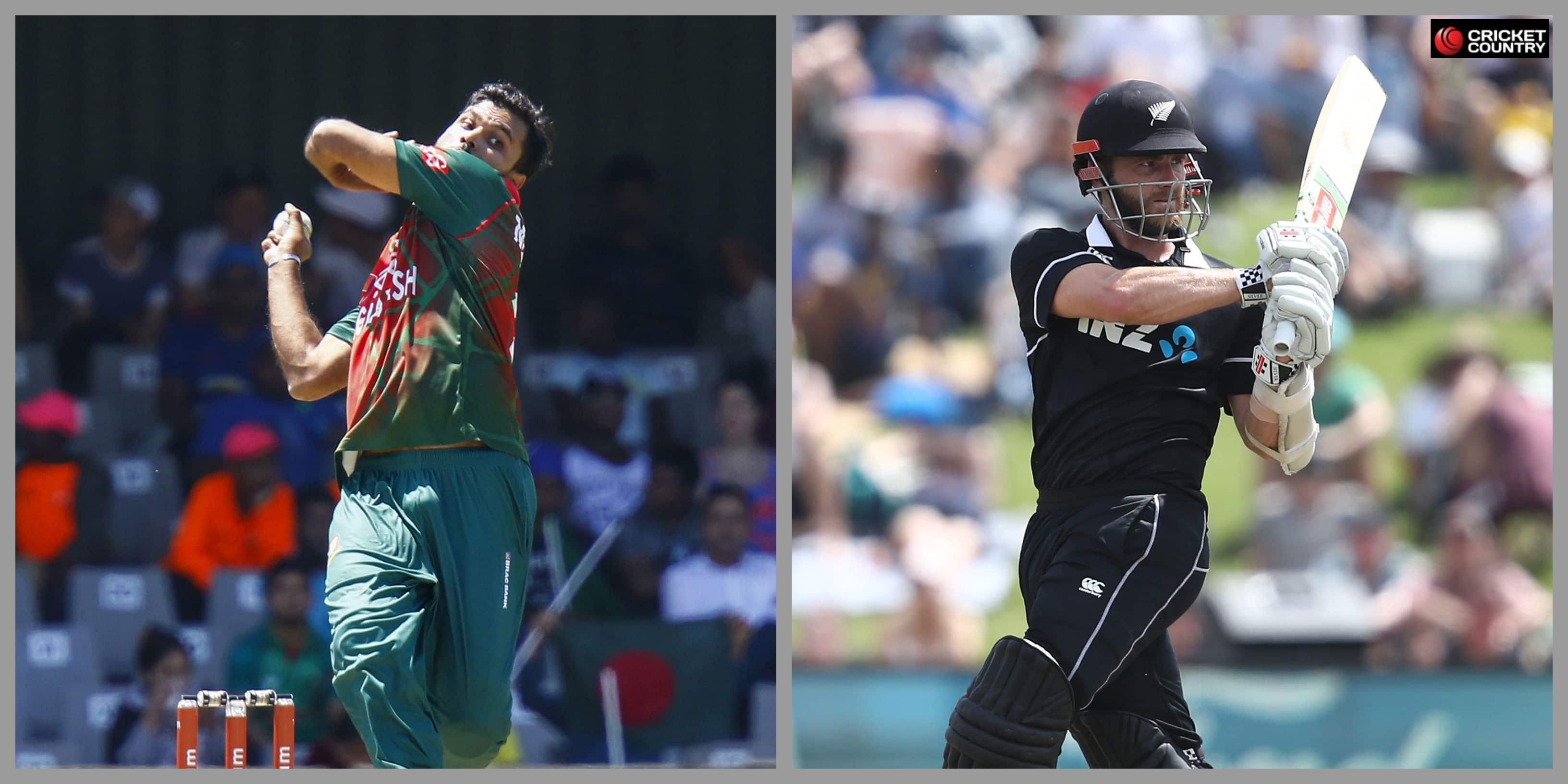 1st ODI: Simmering Bangladesh brace for New Zealand fightback