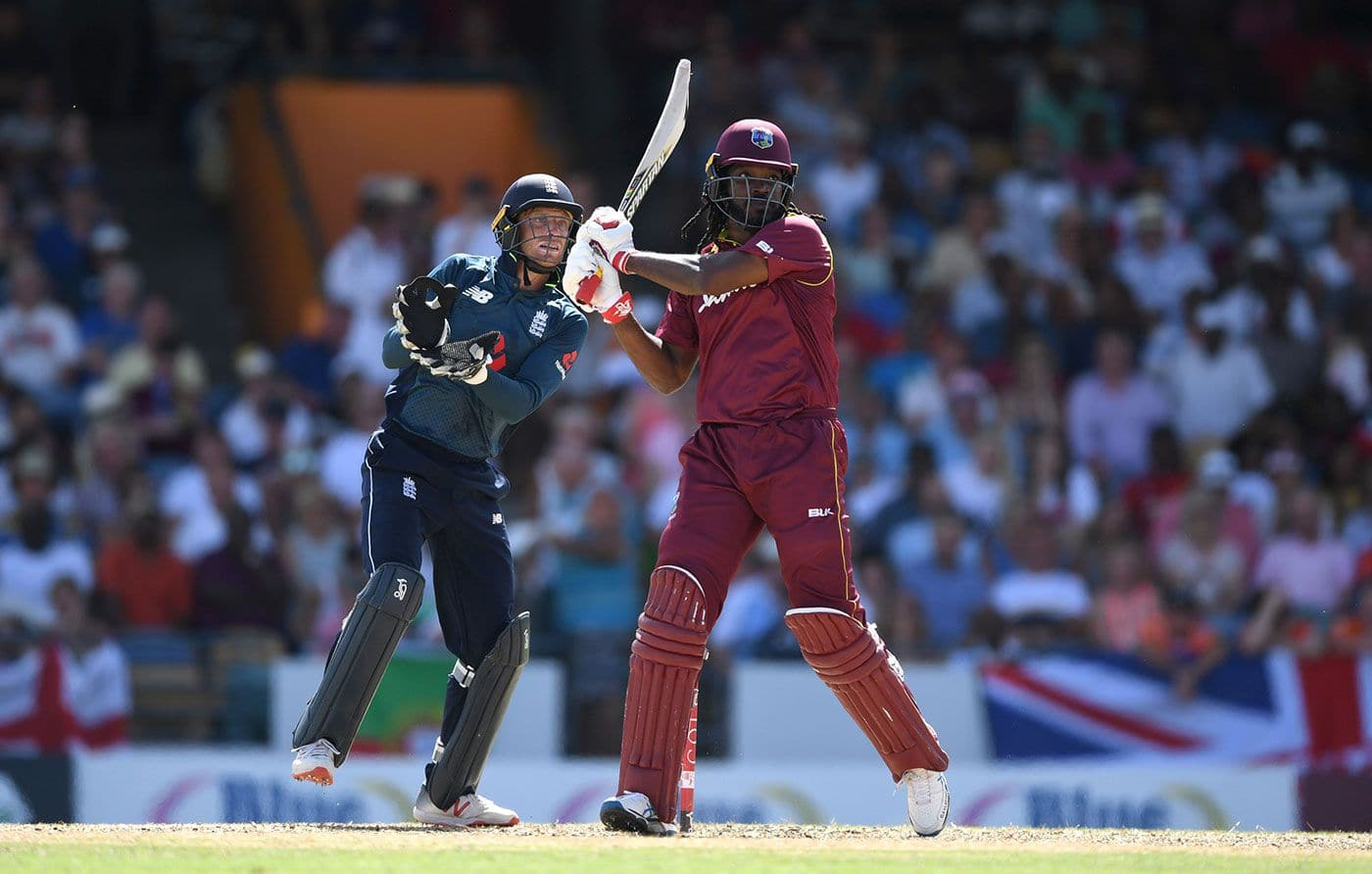 Chris Gayle nearing Brian Lara as only West Indian with 10,000 ODI runs