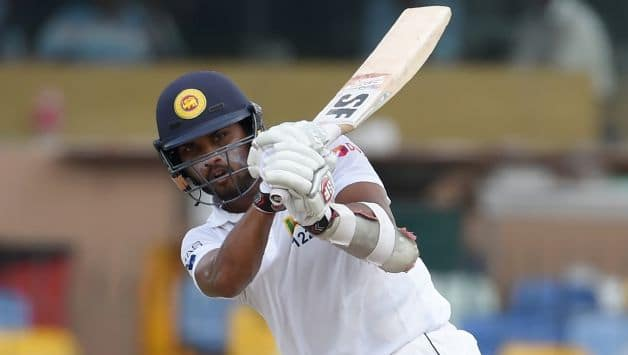Sri Lanka selector's dropped captain Dinesh Chandimal from Test series against South Africa