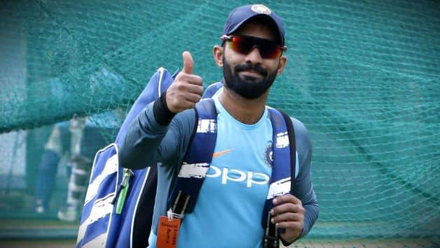 Never ever enjoyed setting goals says Dinesh Karthik