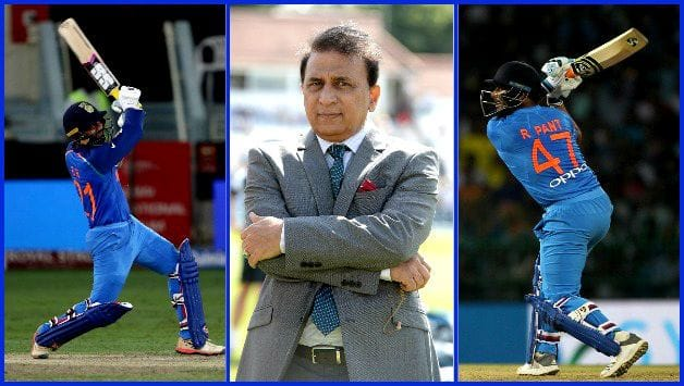 Sunil Gavaskar picks his World Cup squad;  Dinesh Karthik as an opening batsman, No Rishabh Pant