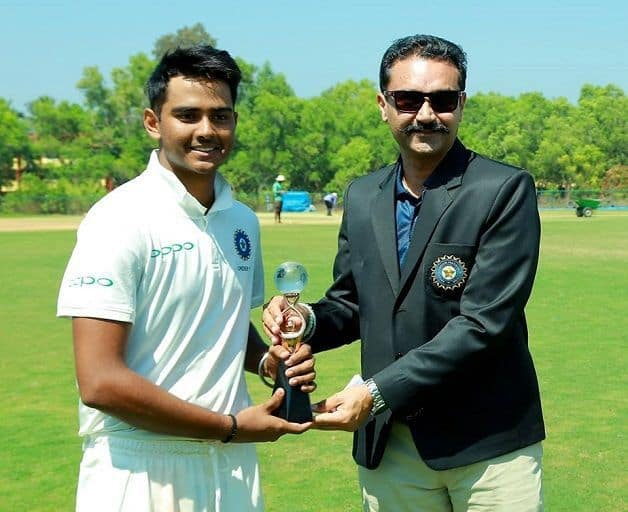 Youth Test: India U-19 wins over South Africa U-19 by 9 wickets