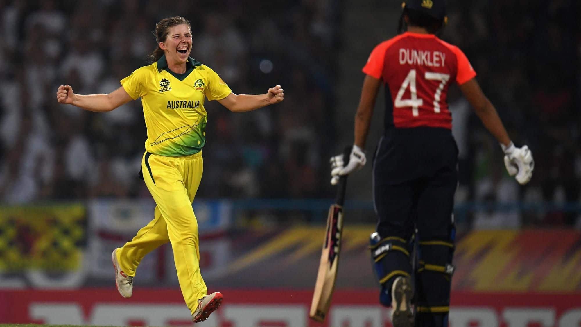 Australian Cricket Awards: Georgia Wareham scoops Betty Wilson Award
