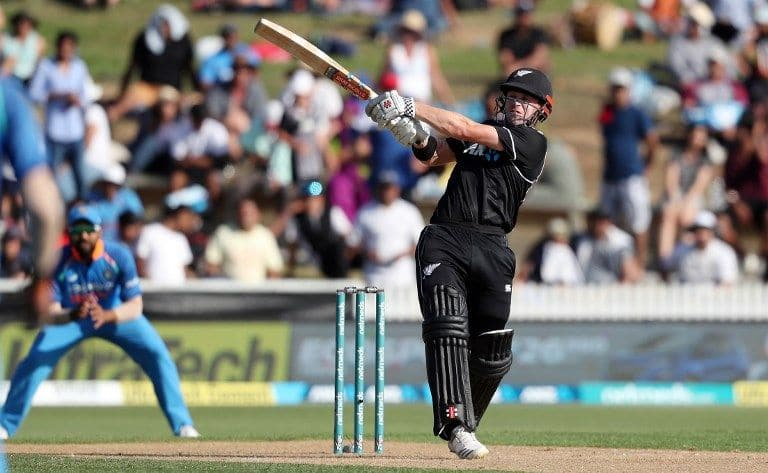 Henry Nicholls could be one of New Zealand's World Cup openers