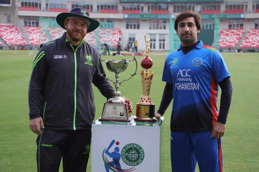 1st T20I: Afghanistan seek to build on Dehradun success against Ireland