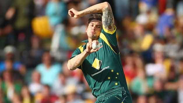 kane Richardson out of India tour, Australia call on Andrew Tye as replacement