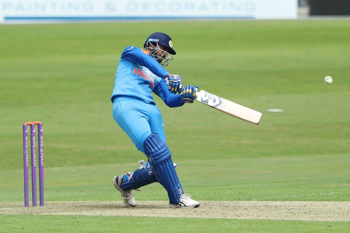 2nd T20I: Should Krunal Pandya bat higher for India?