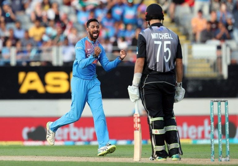 India vs New Zealand: Daryl Mitchell controversially dismissed in second T20 at Eden Park