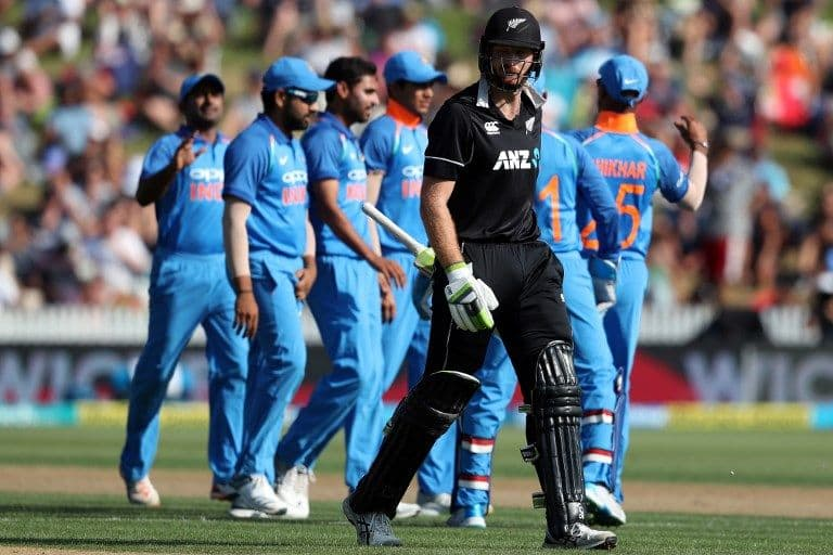 Martin Guptill out of India T20Is, Jimmy Neesham added