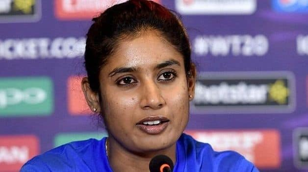 Losing two points against England disappointing: Says Mithali Raj