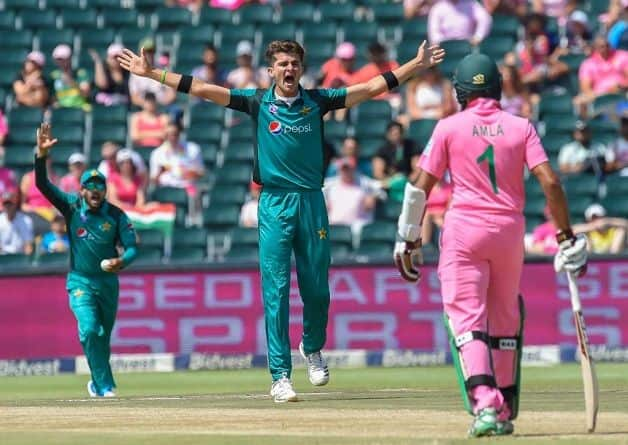 2nd T20I: Pakistan opt to bowl against South Africa ...