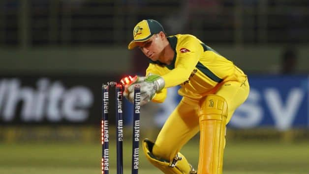 India vs Australia: I can keep wickets if I'm fit enough, says Peter Handscomb